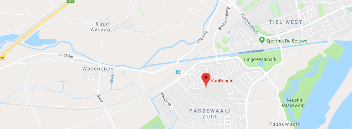 Google Maps Vanbonnie